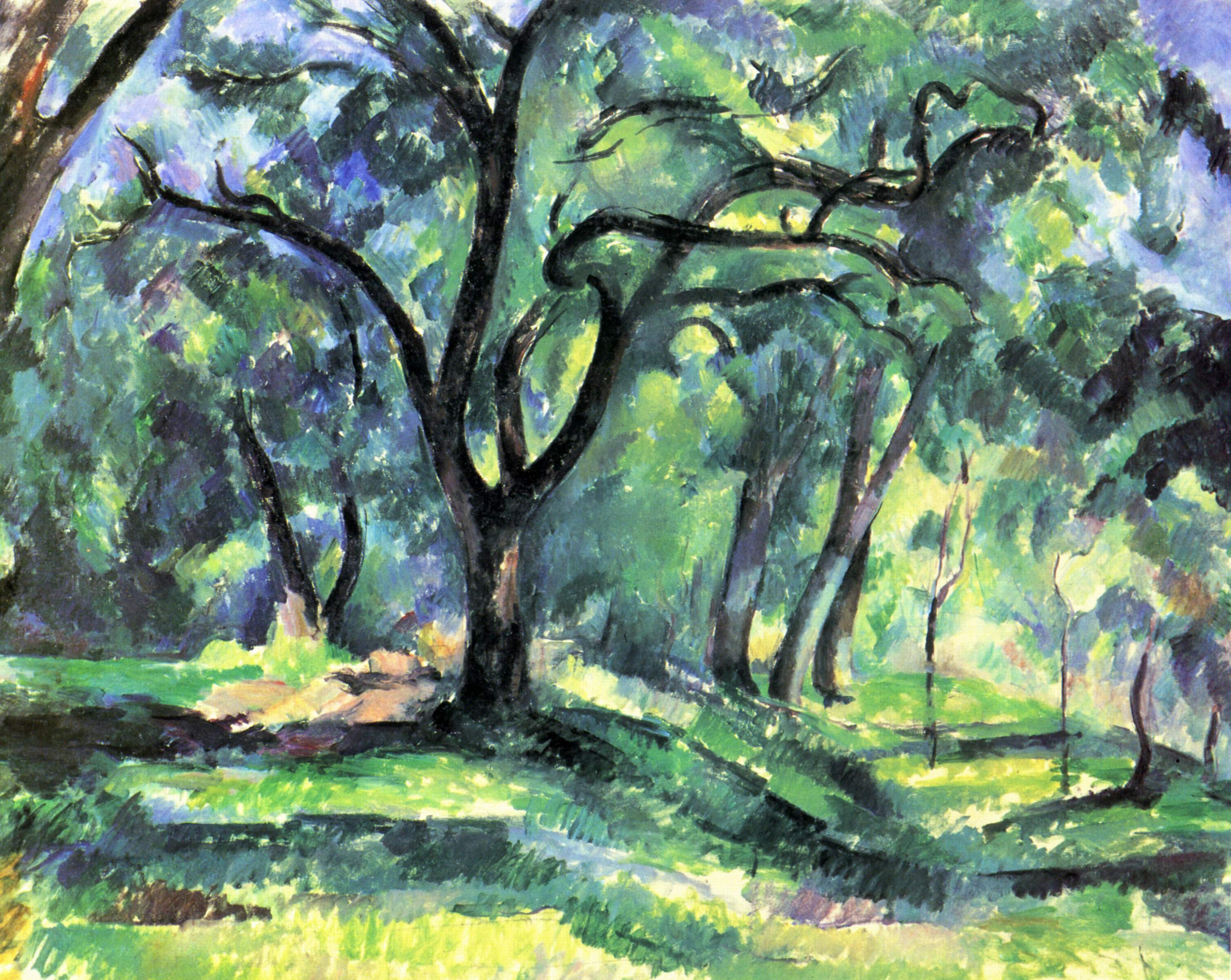 Forest 1890