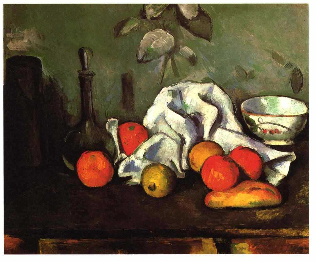 Still-life with fruits 1880