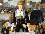 A Bar at the Folies-Bergere 1882