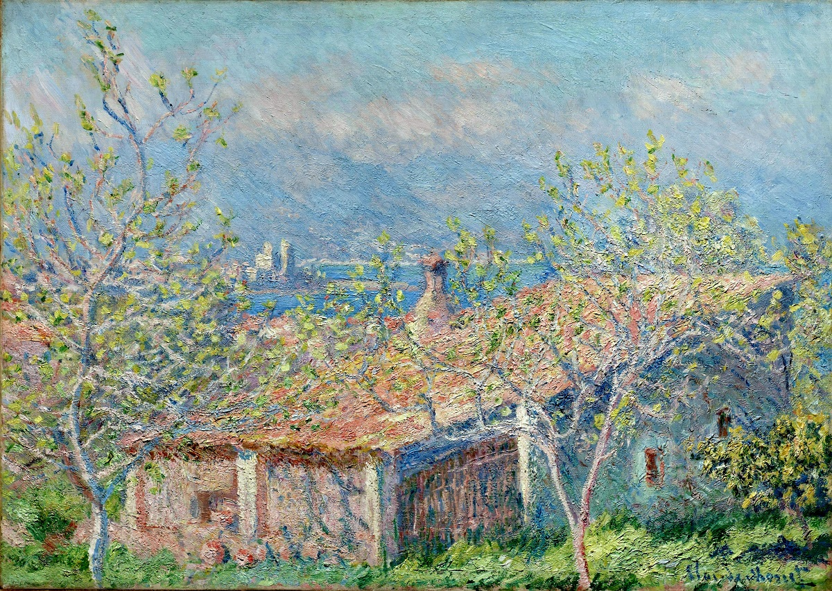 Gardener's House at Antibes 1888