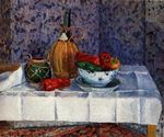 Still-life with peppers 1899