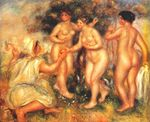 The judgment of paris 1908