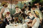 The luncheon of the boating party 1881