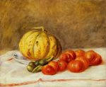 Melon and tomatos 1903